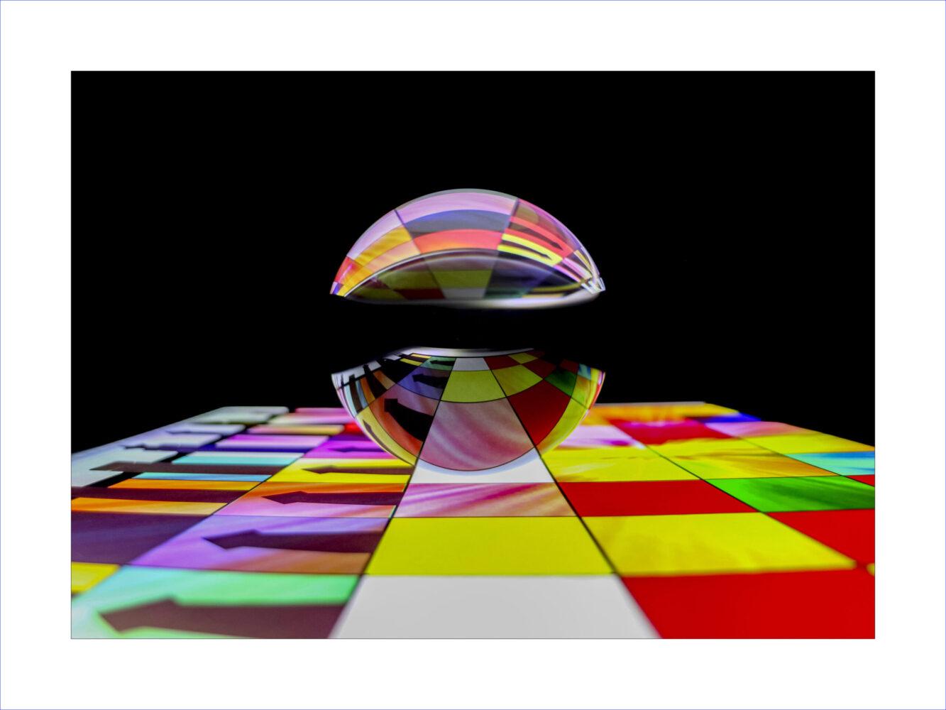 Chessboard & Sphere_2343