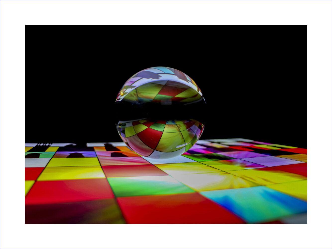 Chessboard & Sphere_2349